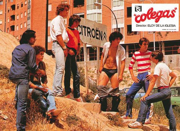 Fotograma de 'Colegas' de Eloy de la Iglesia