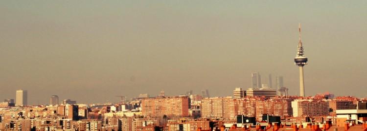 El cielo de Madrid, más cerca desde Vallecas
