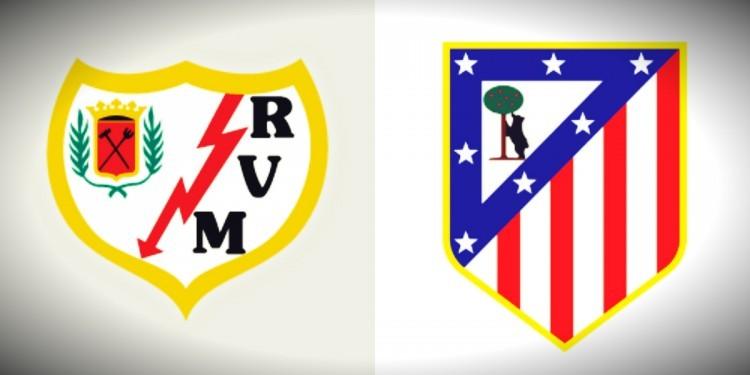 El Rayo cae in extremis frente al Atlético