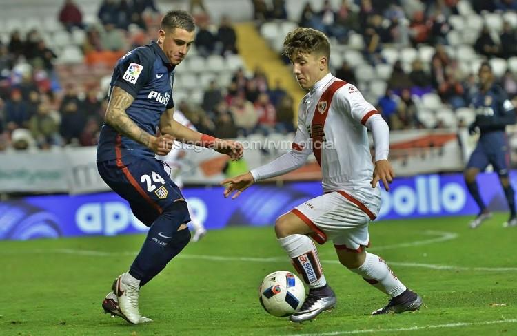 Empate entre Rayo y Atlético (Foto: Rayo Vallecano)