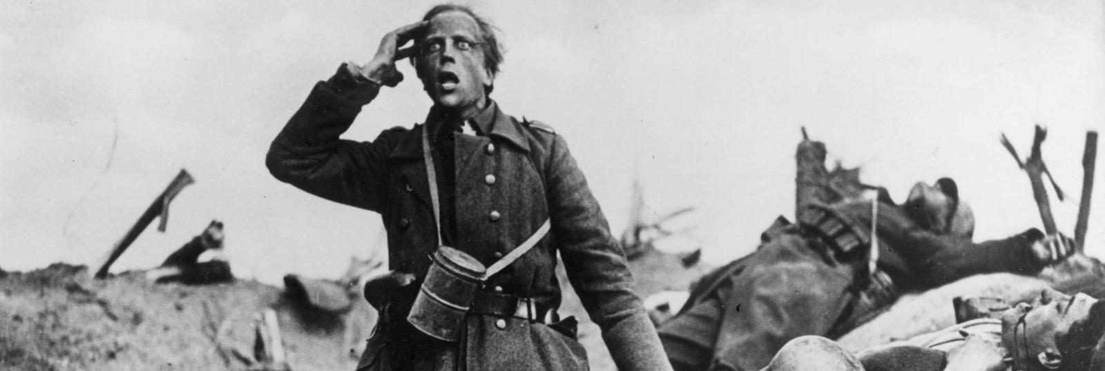 Imagen de 'Cuatro de infantería' de G.W.Pabst