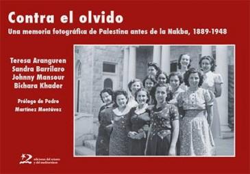 'Contra el olvido' (Ed. del Oriente y del Mediterráneo)