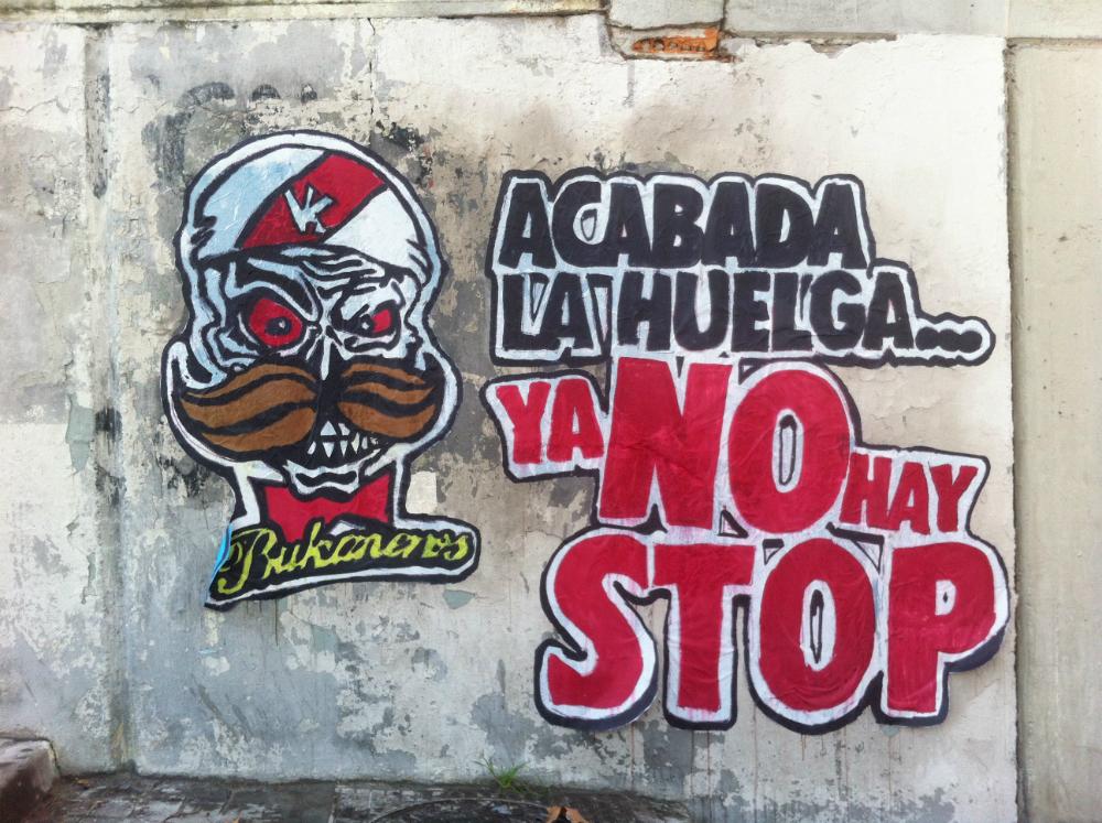 Los Bukaneros han puesto fin a su huelga de animación (Foto: Redacción)