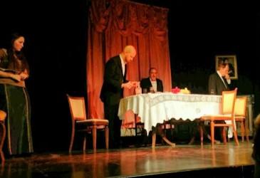 'Llama un inspector' (Foto: Medea Teatro)