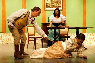 Compañía Medea Teatro (Foto: Medea Teatro)