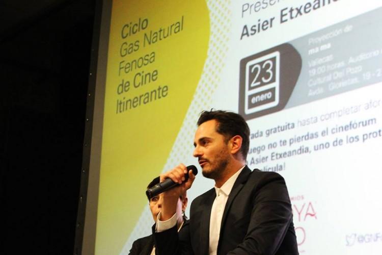 Etxeandia presenta 'ma ma' en el CC El Pozo (Foto: Junta Municipal de Puente de Vallecas)