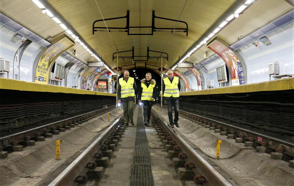 Las obras comenzarán el 21 de mayo (Foto: Metro)