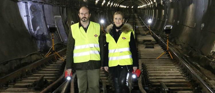 La línea 1 de Metro cerrará por obras