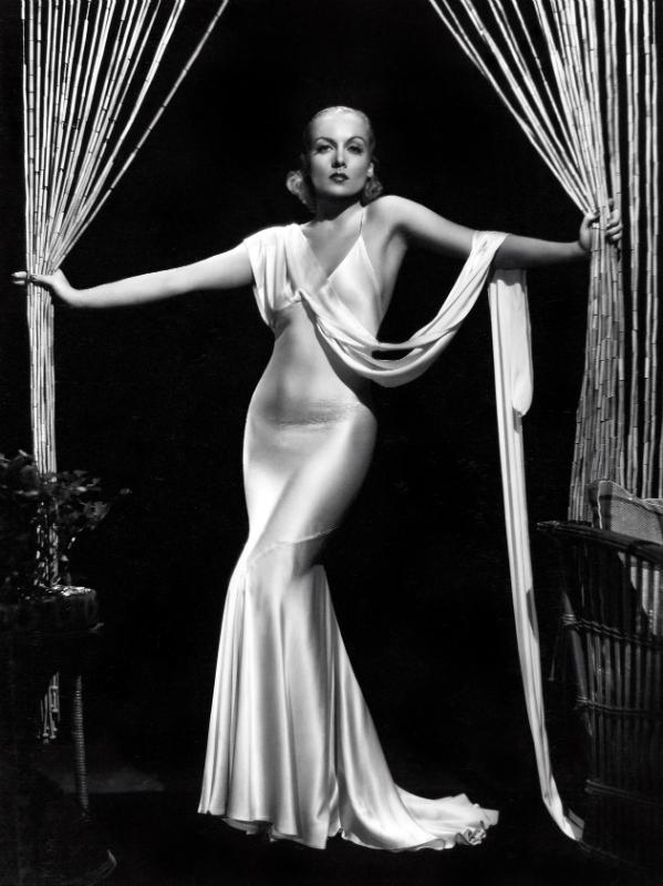 Eugene Richee, 'Retrato de Carole Lombard para la Paramount' (1932)