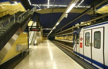 Estación de la línea 1 (Foto: Metro)
