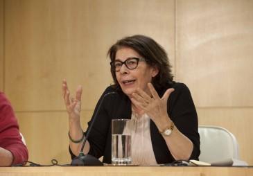 La concejala de Medio Ambiente y Movilidad, Inés Sabanés (Foto: Ayto. de Madrid)