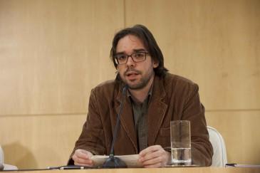 El Gerente de la EMT, Alvaro Fernández Heredia (Foto: Ayto. de Madrid)