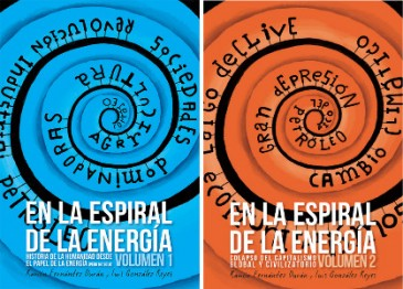 Libro 'En la espiral de la energía'