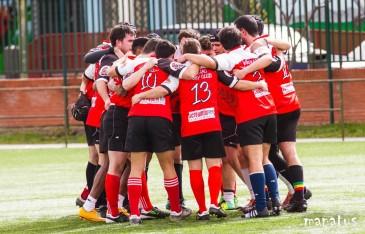 Foto: Vallecas Rugby Unión