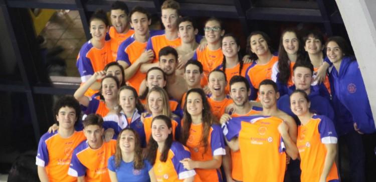 El club Vallecas SOS, subcampeón de España
