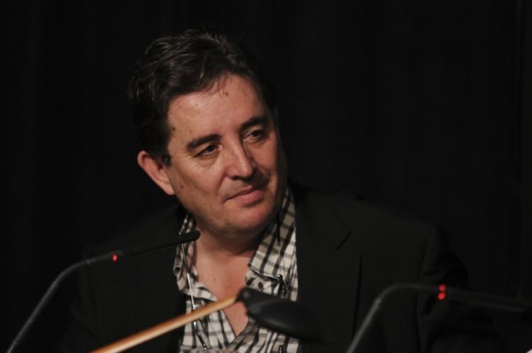 El poeta Luis García Montero (Foto: Casa de América)