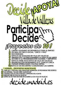 Foto: Decide Villa de Vallecas