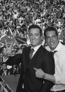 Pablo Puyol e Ignasi Vidal