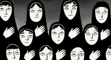 'Persépolis'. 20 de mayo, a las 20:00, en Kontracorriente
