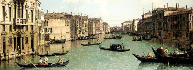 Javier Azpeitia nos lleva a la Venecia del Renacimiento
