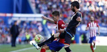 Atlético de Madrid-Rayo Vallecano