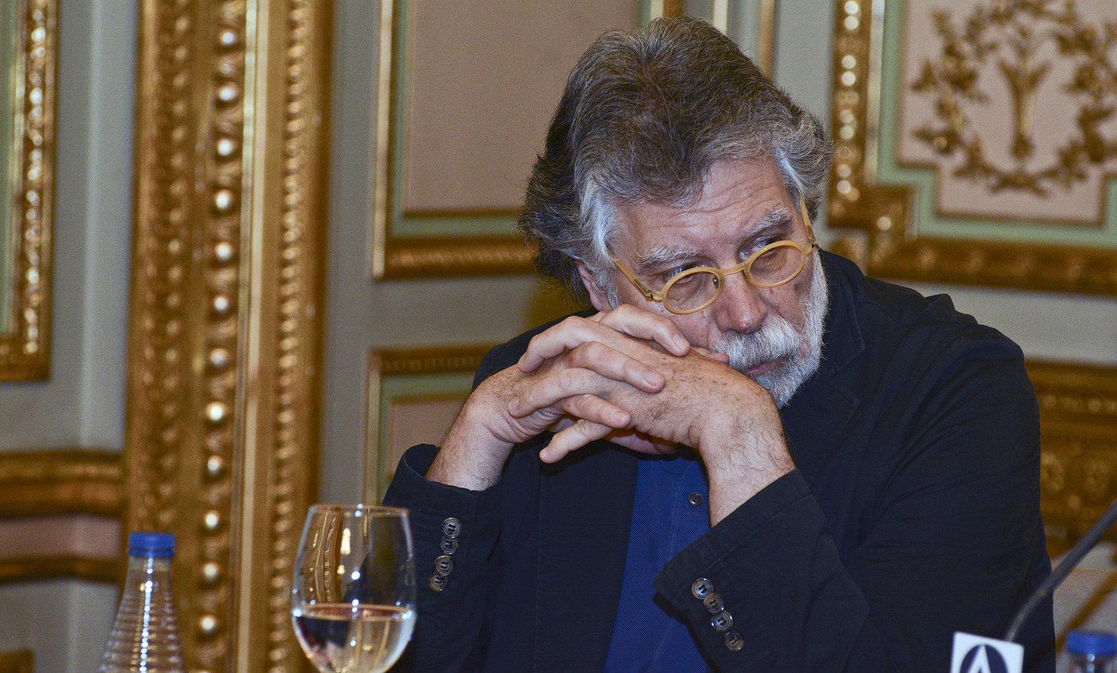 El periodista y economista Joaquín Estefanía (Foto: Casa de América)