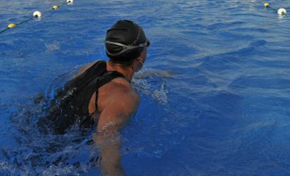 En San Isidro, apertura de las piscinas municipales
