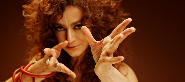 Carmen París (Foto: José Aguilar)