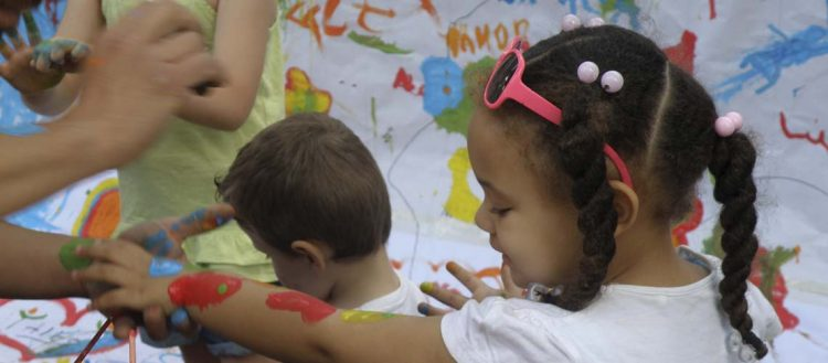 Día Infantil y Juvenil de Vallecas (Foto: Coordinadora Infantil y Juvenil de Tiempo Libre de Vallecas)