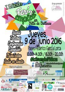 Feria de Empleo en Villa de Vallecas