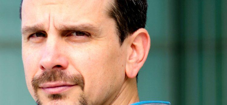 El escritor Pedro Ramos (Foto: web oficial Pedro Ramos)
