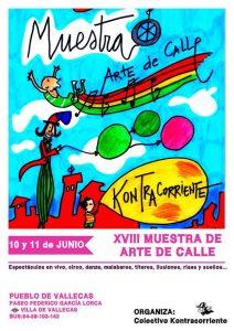 XVIII Muestra de Arte de Calle
