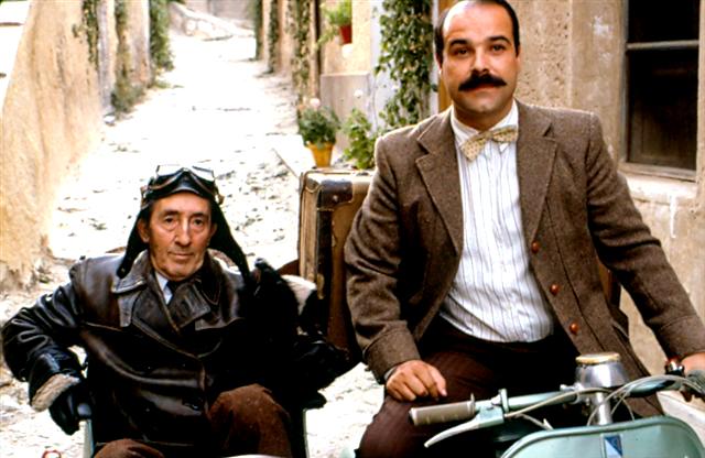 Luis Ciges y Antonio Resines en 'Amanece que no es poco'