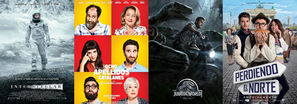 Cine de verano en Villa de Vallecas