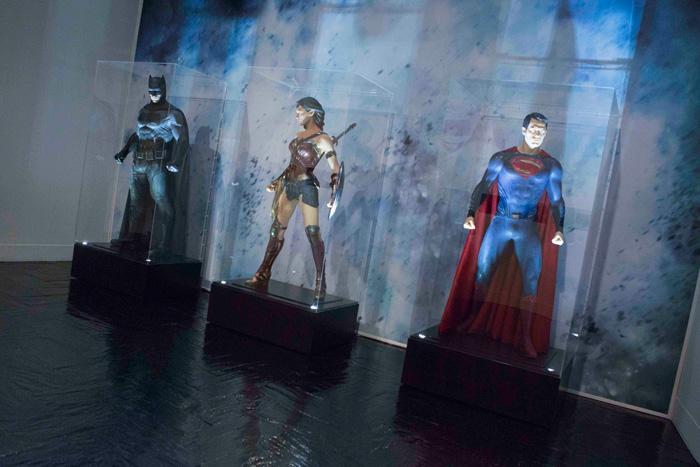 Batman, Wonder Woman y Superman
