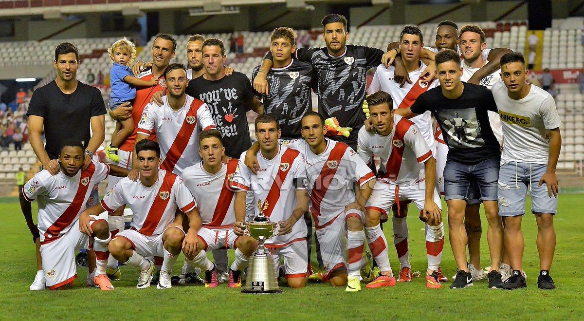 El Rayo gana el Trofeo de Vallecas