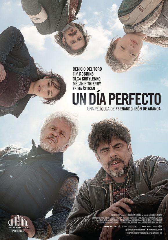 Cartel de 'Un día perfecto'