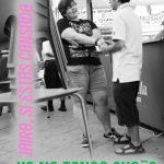 Imagen de la campaña #Por unas Fiestas Libres de Violencia Machista!