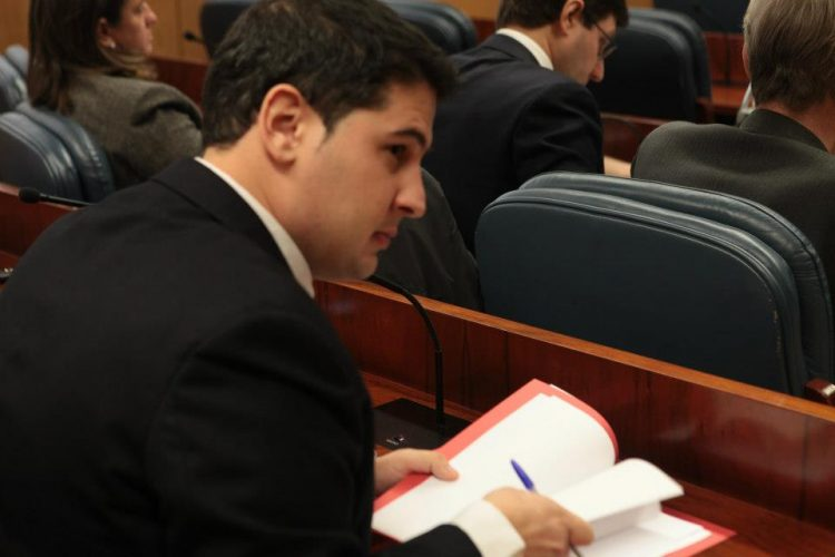 El presidente de la Asociación Vive Entrevías, Antonio Abarca