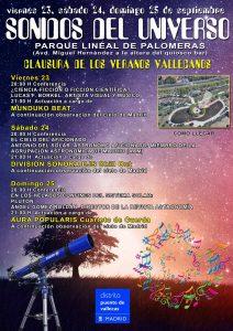 Programa 'Los Sonidos del Universo'
