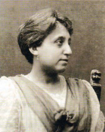 La compositora María Rodrigo