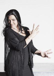 Saray Muñoz Barrul (Foto: Ballet Nacional)
