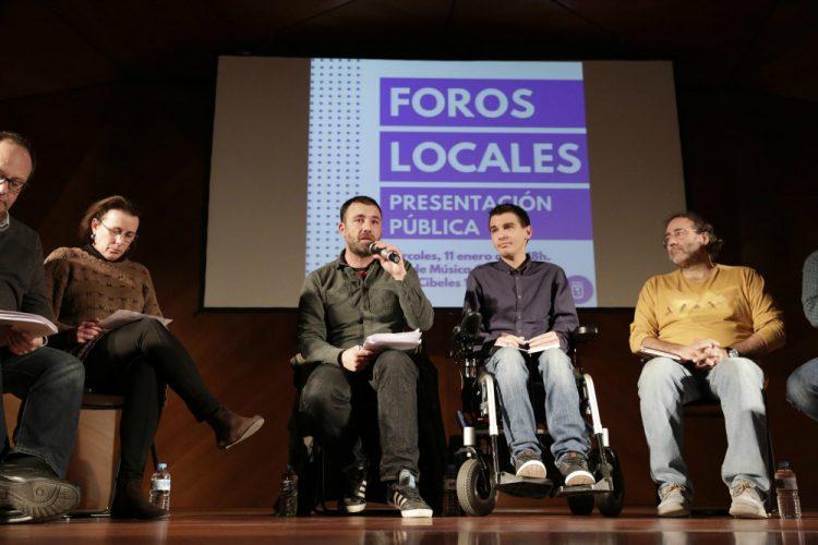 Nacho Murgui, delegado de Coordinación Territorial y Cooperación Público-Social del Ayuntamiento de Madrid (Foto: Ayto. de Madrid)