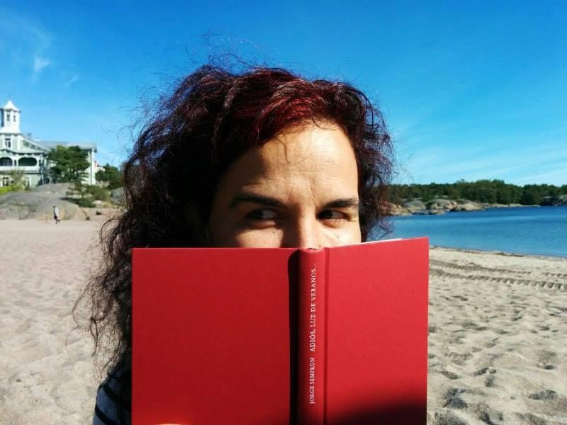 La escritora Silvia Nanclares (Foto: Facebook Silvia Nanclares)