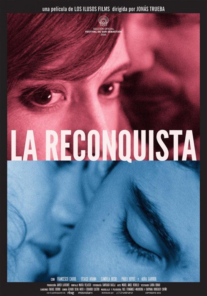 Cartel de 'La reconquista' (Foto: Cine Binario)