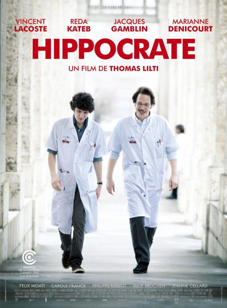 Cartel francés de 'Hipócrates' (Foto: Distribuidora)