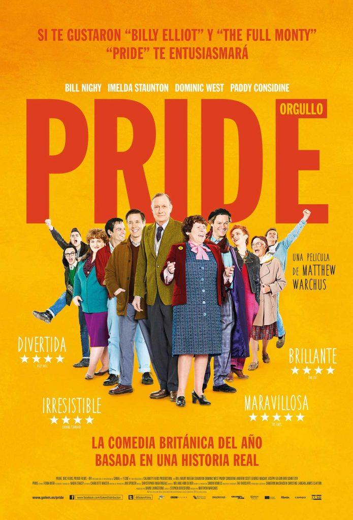 Cartel de 'Pride' (Foto: Distribuidora)