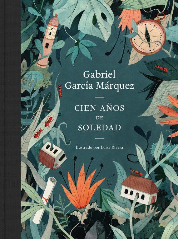 Maratón de lectura de 'Cien Años de Soledad' (Foto: Random House)
