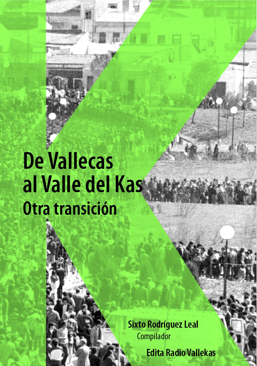 Portada de 'De Vallecas al Valle del Kas' (Foto: Radio Vallekas)