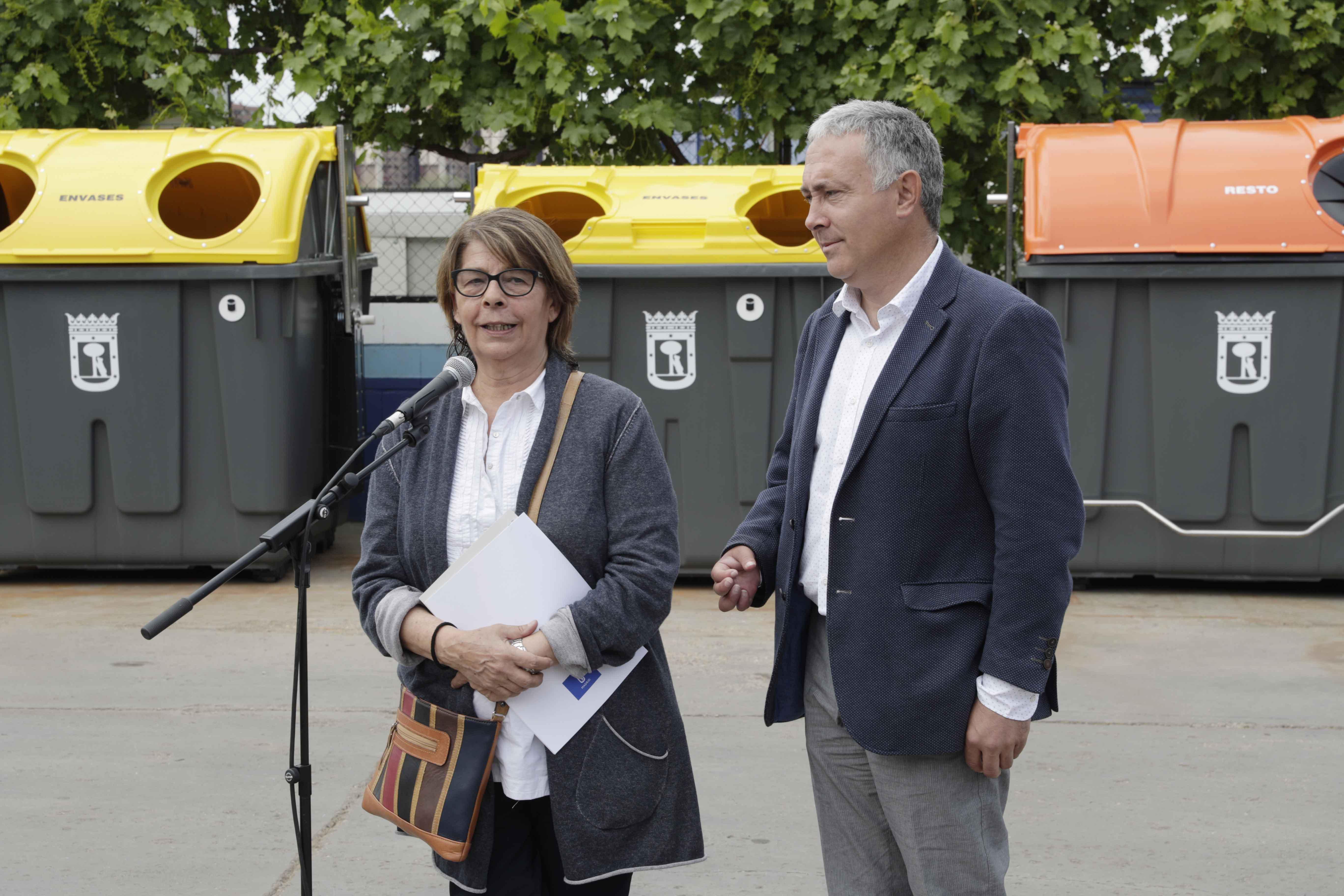 La delegada de Medio Ambiente y Movilidad, Inés Sabanés (Foto: Madrid.es)
